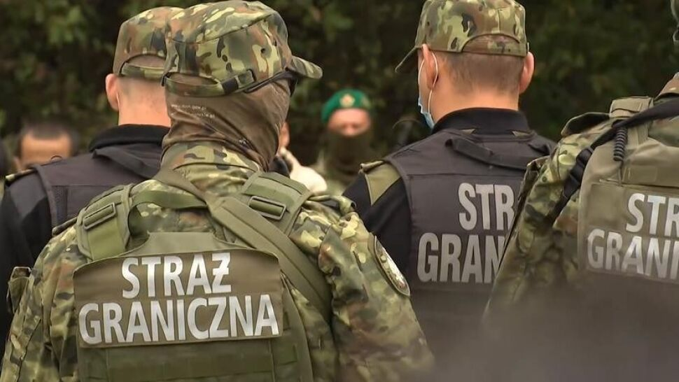 Straż Graniczna znalazła zwłoki trzech osób w rejonie przygranicznym z Białorusią