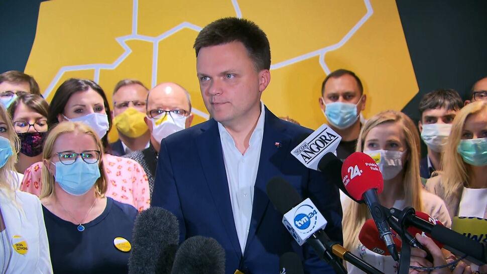 Jego wyborcy mogą przesądzić o zwycięstwie. Na kogo może zagłosować elektorat Hołowni?
