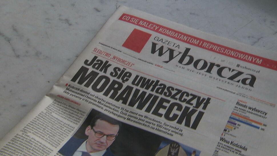Transakcja małżeństwa Morawieckich. Żona premiera składa oświadczenie