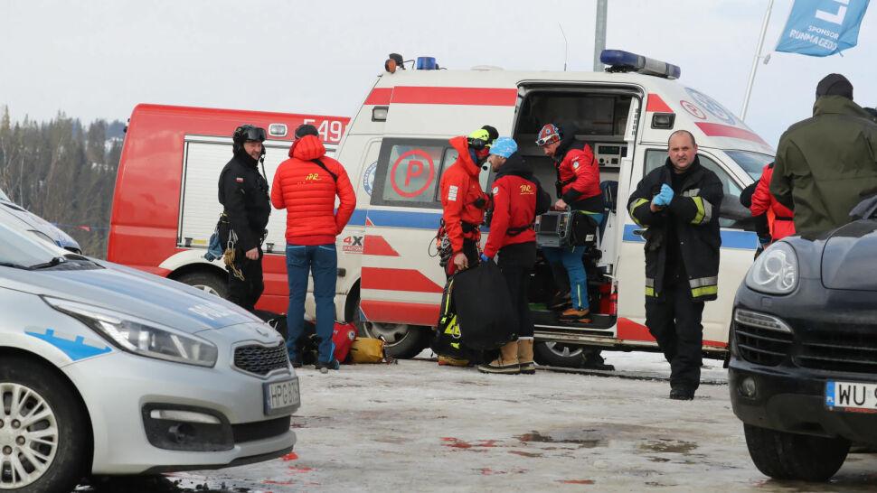 Tragedia w Bukowinie Tatrzańskiej. Inwestor usłyszał zarzut
