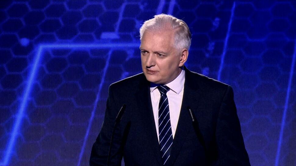Jarosław Gowin: nie ma zgody na podnoszenie podatków dla małych i średnich przedsiębiorstw