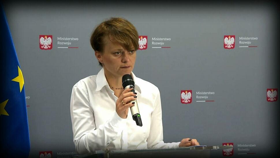 """Jadwiga Emilewicz już poza Porozumieniem. """"To jest wrogie przejęcie przez PiS"""""""