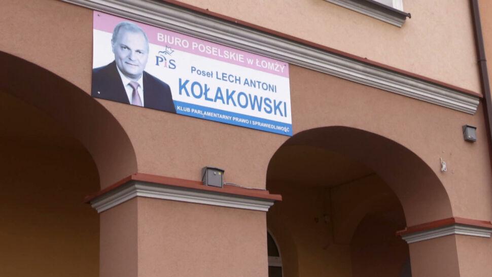 Poseł PiS Lech Kołakowski zapowiedział swoje odejście