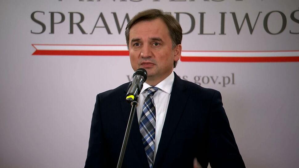 """Wsparcie Ziobry po wystąpieniu premiera. """"Czy Polska w ogóle będzie na mapie?"""""""