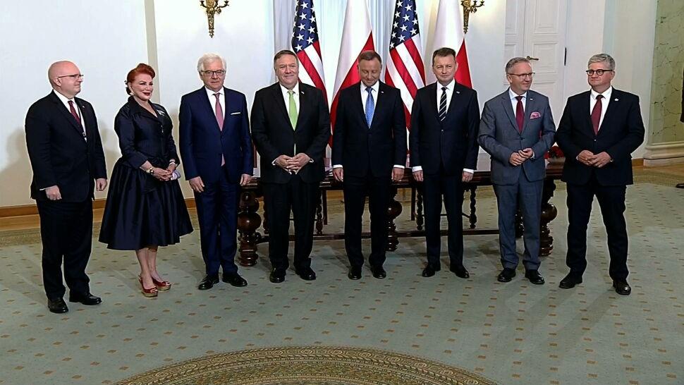 Więcej żołnierzy, większe wydatki. Polska podpisała umowę z USA