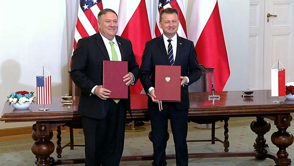 Amerykanie oficjalnie zgodzili się na zwiększenie obecności wojskowej w Polsce