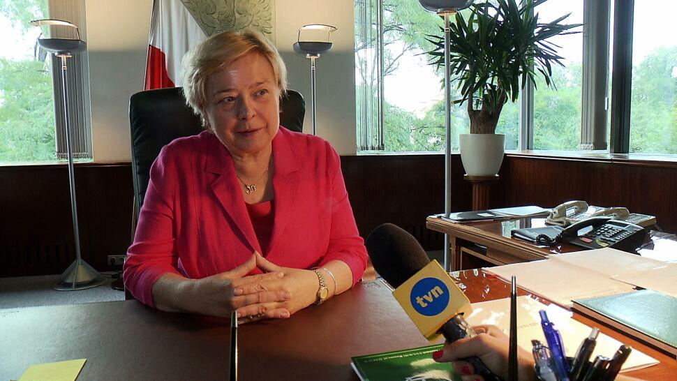 """Małgorzata Gersdorf dla """"Faktów"""": Walczymy o pryncypia. Obrona konstytucji nie jest deliktem"""