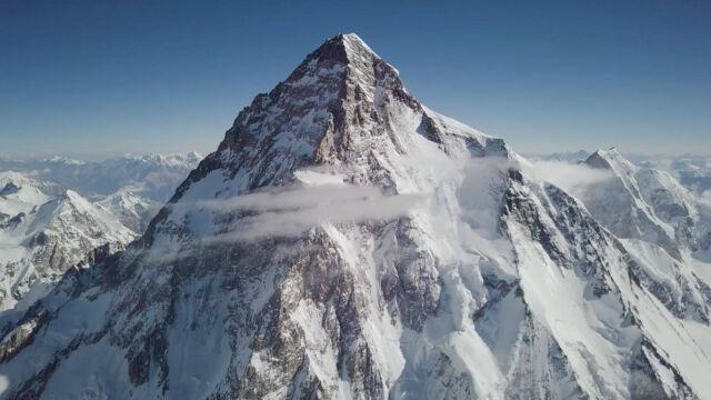 """""""To będzie pierwszy materiał wideo ze szczytu K2"""""""