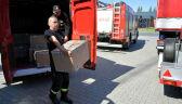 22.07.2018 | Polscy strażacy na pomoc Szwedom. Wkraczają do akcji