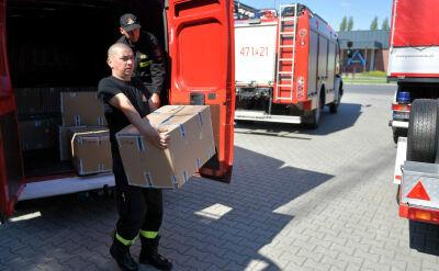 Polscy strażacy na pomoc Szwedom. Wkraczają do akcji