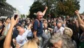 Protesty przeciwko zmianom w sądownictwie