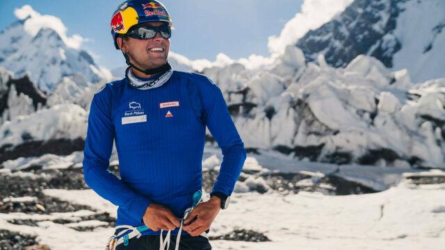 """Zjechał na nartach z K2, teraz walczy z koronawirusem. """"No i mnie dorwało..."""""""