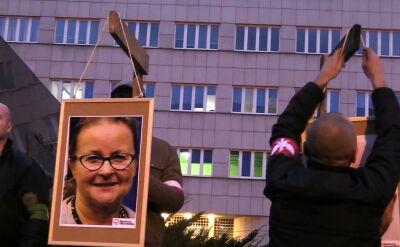 Pracował w Ministerstwie Sprawiedliwości, wieszał zdjęcia europosłów na szubienicach