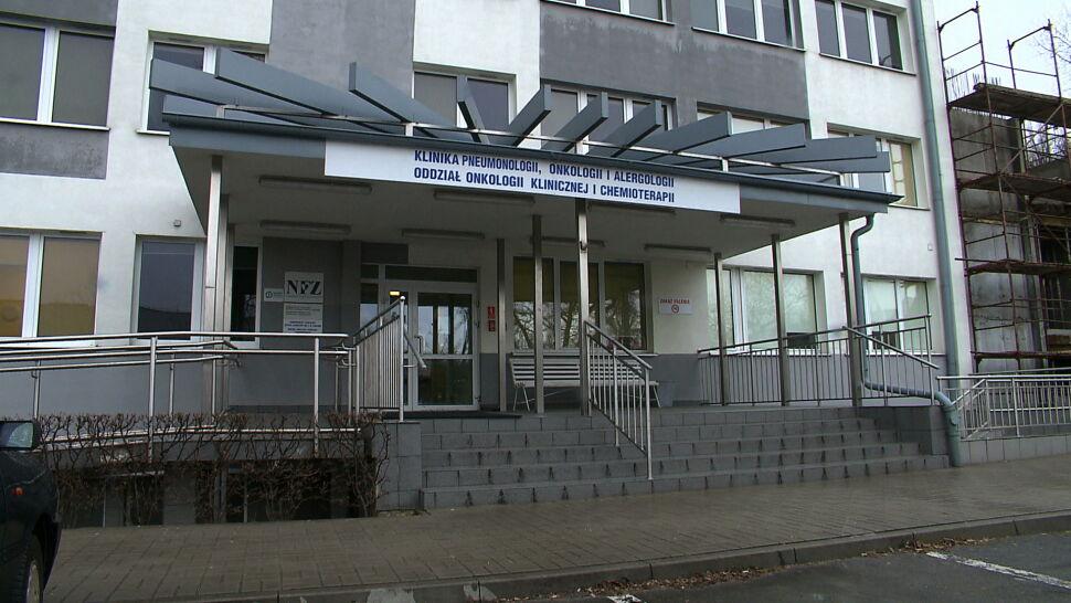 Klinika onkologiczna nie ma potrzebnych leków. NFZ zwleka z zapłatą