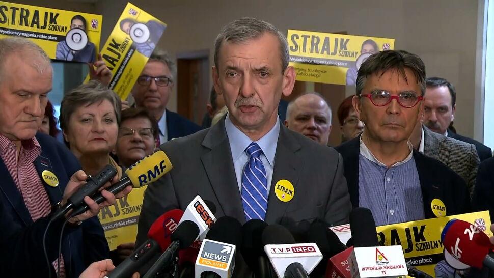 Będzie nauczycielskie referendum. Strajk możliwy od 8 kwietnia