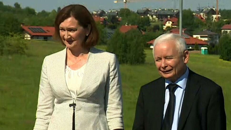 Wybory w Rzeszowie już 13 czerwca. Miasto odwiedził prezes PiS