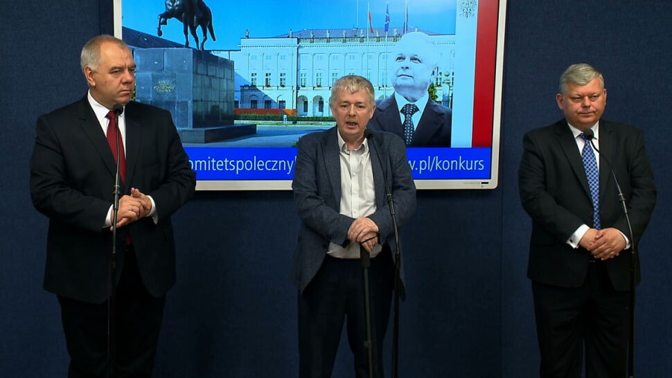 Pół miliona złotych będzie kosztować konkurs na pomniki smoleńskie
