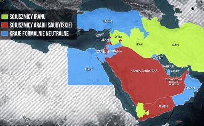 W tym konflikcie polityka przeplata się z religią. Zimna wojna na Bliskim Wschodzie trwa od 30 lat