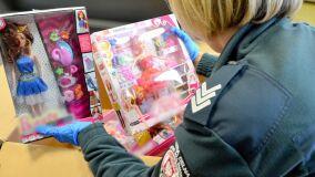 Zatrzymany transport zabawek z Chin. Wykryto w nich ftalany