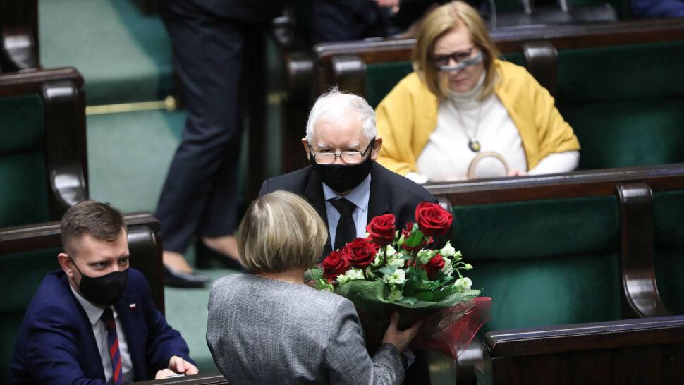 Sejm odrzucił wniosek o wotum nieufności. Jarosław Kaczyński zostaje w rządzie