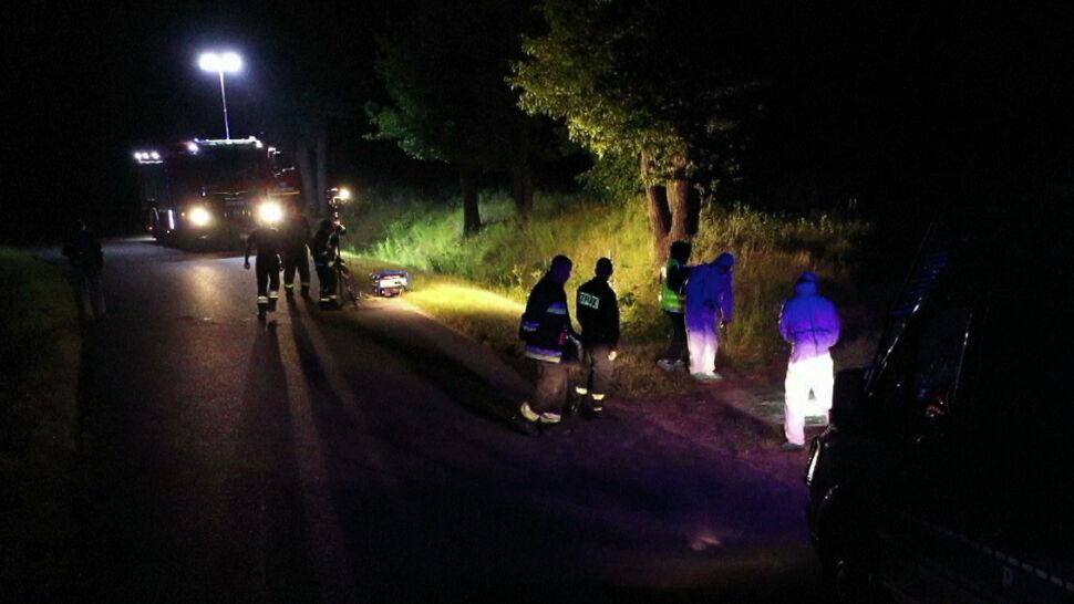 Policja zatrzymała mężczyznę podejrzewanego o morderstwo 10-latki