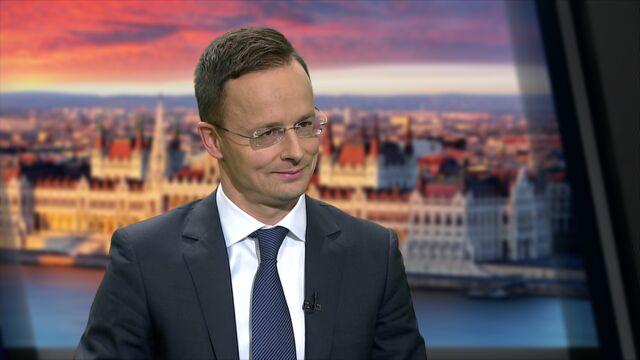 Cała rozmowa z Peterem Szijjártó, ministrem spraw zagranicznych Węgier