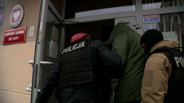 Zarzuty i areszt dla 39-latka podejrzanego o produkcję materiałów wybuchowych