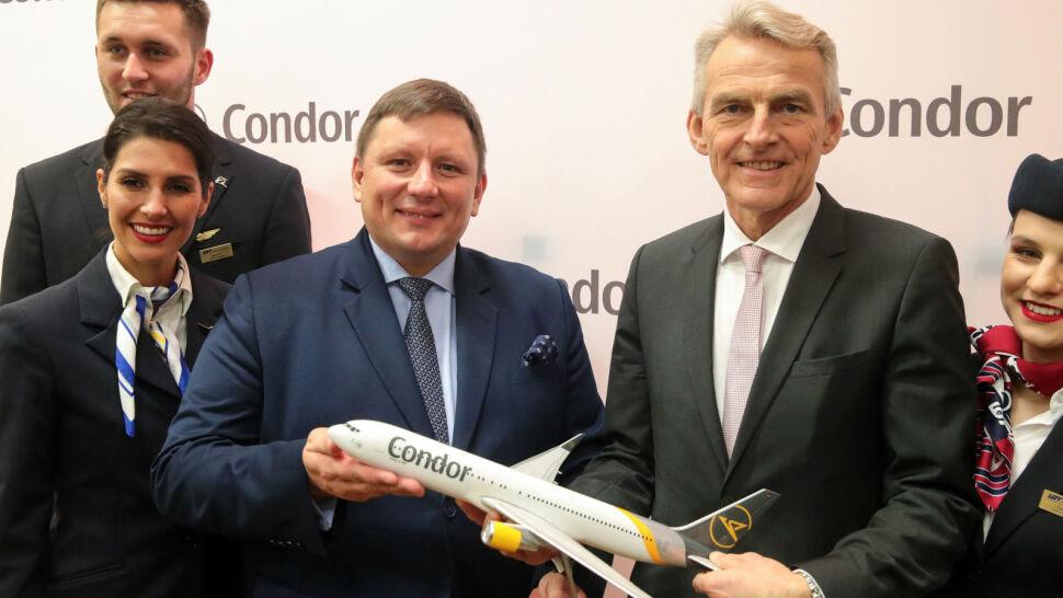 """LOT przejmuje niemiecką linię Condor. """"Sięgamy po aktywa zagraniczne"""""""