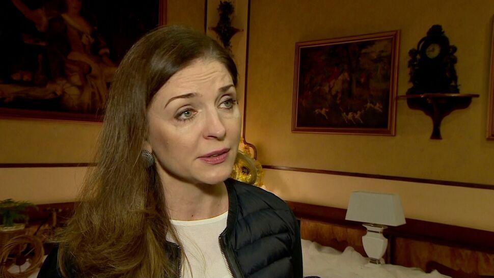 Joanna Mucha rezygnuje z walki o fotel szefa PO