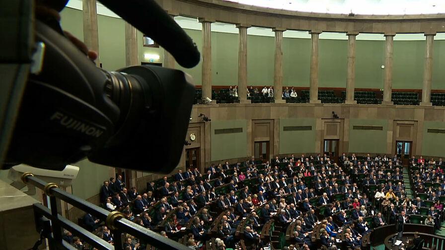 """""""Znaczący krok wstecz dla Polski"""". Amerykańscy kongresmeni apelują do prezydenta Dudy"""