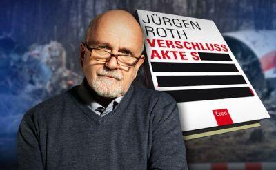 08.04.2015 | Jurgen Roth o katastrofie smoleńskiej: to mógł być zamach przygotowany przez Rosję