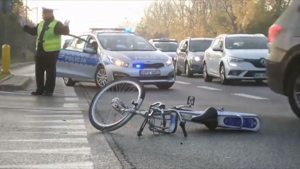 """Artur Zawisza potrącił rowerzystkę. """"Jechałem w stanie wyższej konieczności"""""""