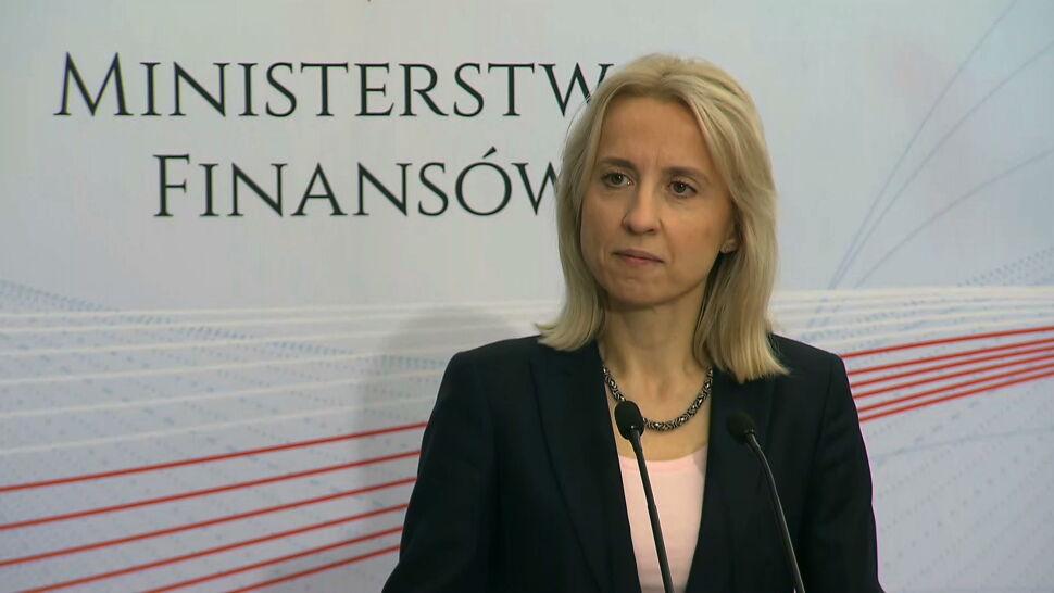 """""""Pogłoski o mojej dymisji są mocno przesadzone"""". Minister szuka środków na """"piątkę Kaczyńskiego"""""""