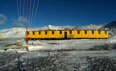 Kontrakt długi, temperatura niska. Miejsce pracy: Antarktyda. Rekordowo dużo chętnych