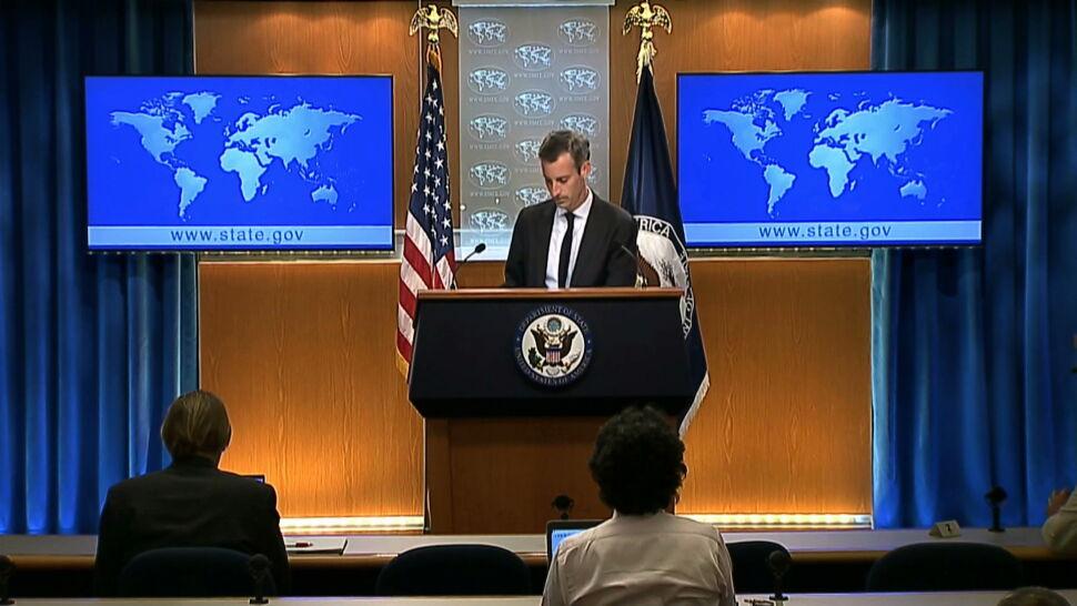 Rzecznik Departamentu Stanu USA zabrał głos w sprawie ustawy anty-TVN