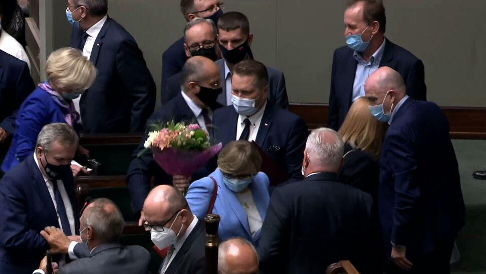 Minister Czarnek obroniony. Sejm odrzucił wniosek o wotum nieufności