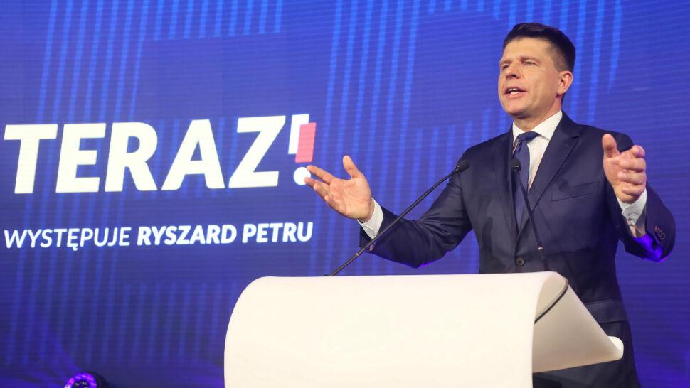 Petru: rzucam wyzwanie władzy i opozycji