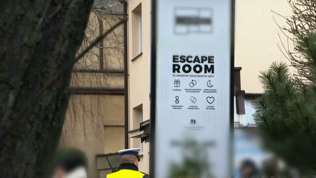 Przyczyną śmierci nastolatek w escape roomie było zatrucie czadem. Biegły to potwierdził
