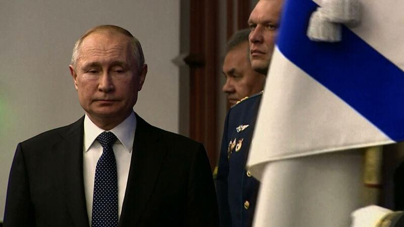 """Prezydent Rosji obarcza winą Polskę. """"Próba prowokacji"""""""