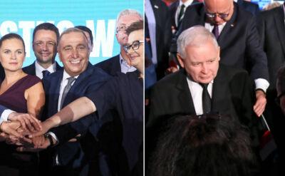 Kaczyński mówi o ojkofobii sędziów. Schetyna: standardy dalekoazjatyckie