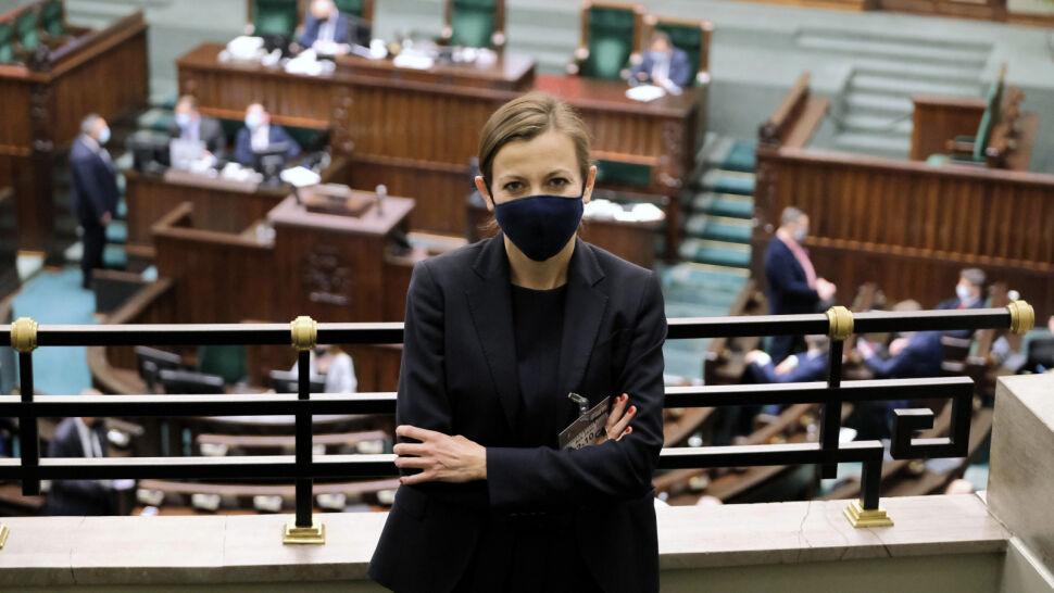 """Przekładane głosowanie nad wyborem nowego RPO. """"Pan marszałek nie zdecydował się dać mi nawet kilku minut"""""""