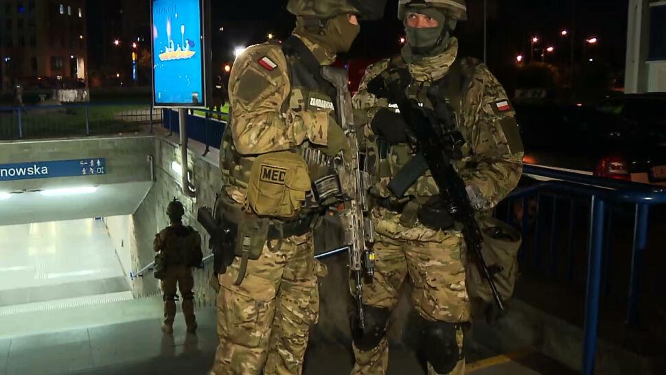 """Żandarmeria Wojskowa będzie pomagała policji. """"Nie ma w tym nic nic nadzwyczajnego"""""""