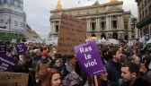 Francuzi wyszli na ulice. Chcą wezwać rząd do walki z przemocą domową