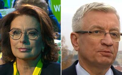 Prawyborcza rywalizacja w PO. Kidawę-Błońską i Jaśkowiaka czekają trzy debaty