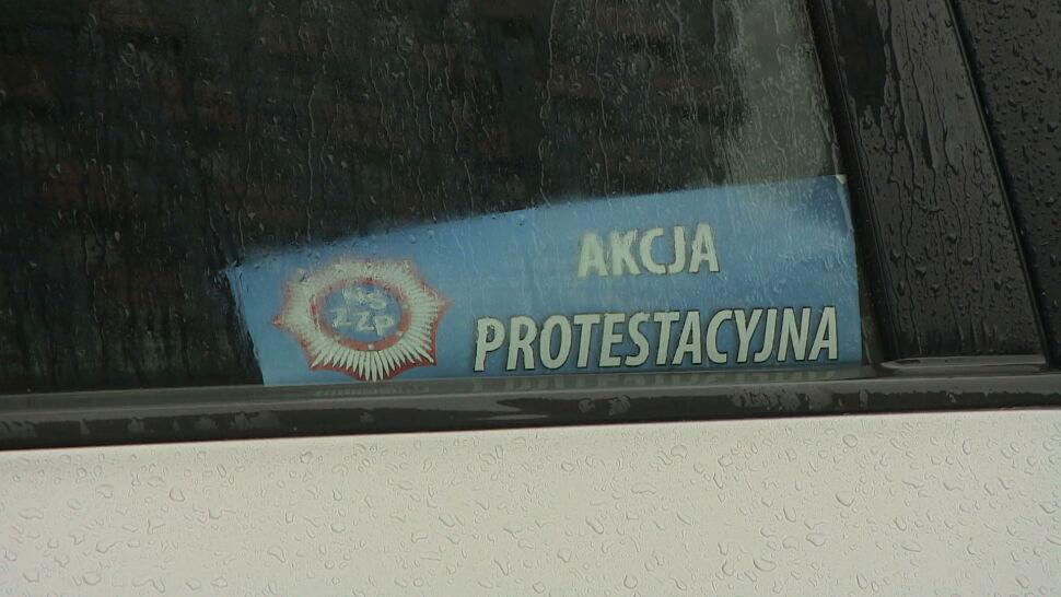 Włoski strajk polskiej policji. W domu zostawiają prywatne telefony i sprzęt