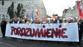 Wałęsa z KOD-em, Morawiecki z Solidarnością. Podziały na obchodach rocznicy Sierpnia'80