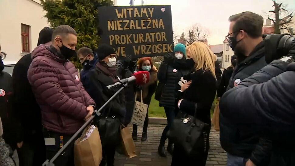 Delegowana z Warszawy do Śremu. Prokurator Wrzosek: uznaję to za karę dyscyplinarną