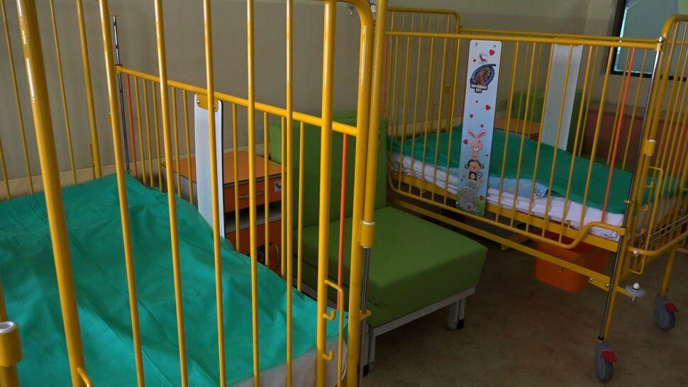 Leżanki i fotele od WOŚP dla rodziców małych pacjentów