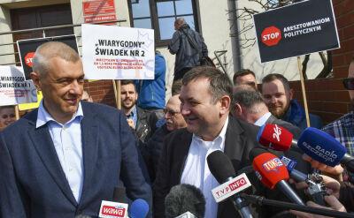 """Zatrzymanie i zarzuty dla Gawłowskiego """"Nie ma żadnych podstaw"""""""