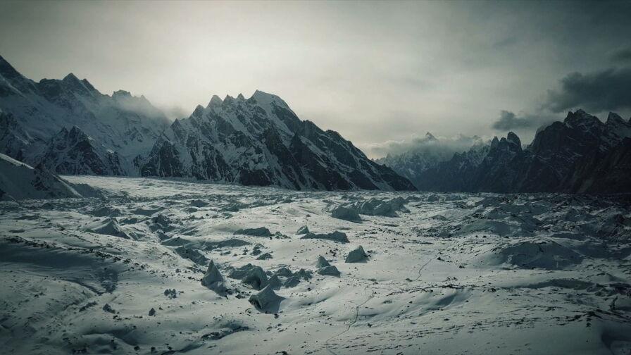 Unikalne zdjęcia z wyprawy na K2
